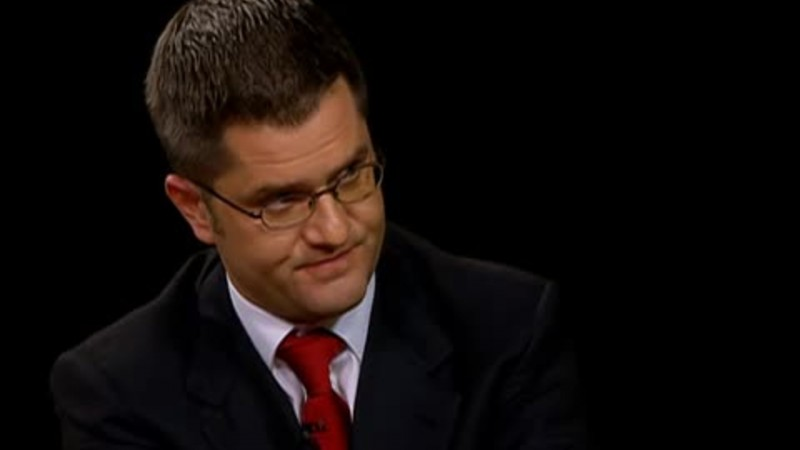 Vuk Jeremic built his career largely thanks to the fact that his professor in the gymnasium was later president of Serbia Boris Tadic, but also that his father was one of the leading directors of the state oil company Jugopetrol during the regime of Slobodan Milosevic. Due to the misuse of position, against the father of Mihajlo Jeremic, the Police Administration Nis filed a criminal complaint in 2003