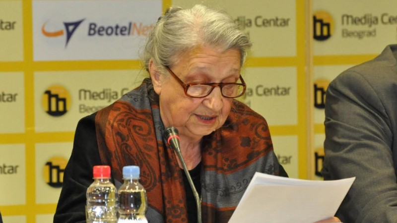 U borbi za istinu: Žanka Stojanović majka poginulog Nebojše Stojanovića