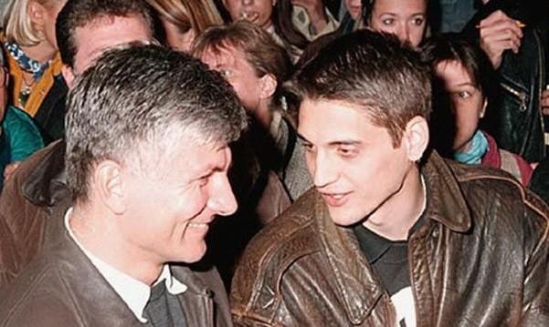 Zoran Djindjić i Čedomir Jovanović