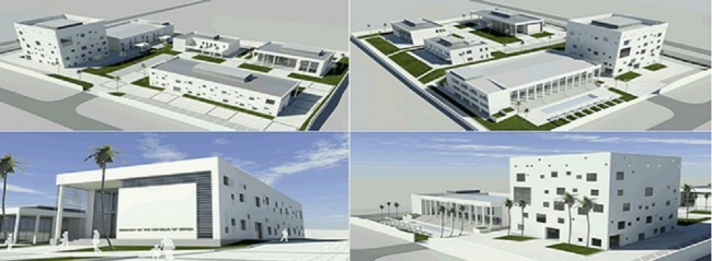 A cover for the robbery of the state property: Design of embassy in Abuja