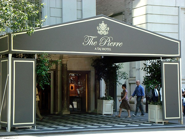 Hotel Pierre New York- One of the most expensive nights in the world