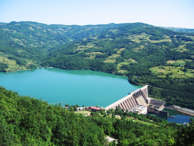 The target of covert lobbyists and world's speculators: hydroelectric power station Bajina Basta