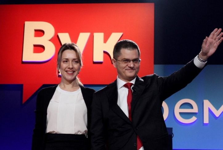 The family money transfer: Vuk Jeremic transferred 650.000 $ to his wife Natasa's bank account