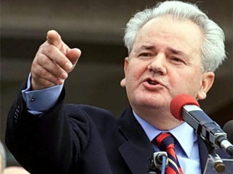 First Fazlic's employer: Milosevic the seller of Serbian Telekom