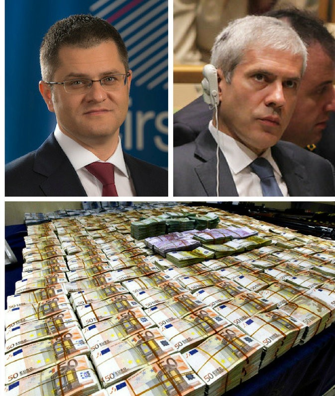 The secret paths of dirty money: Vuk Jeremić and Tadić Boris, inseparable allies