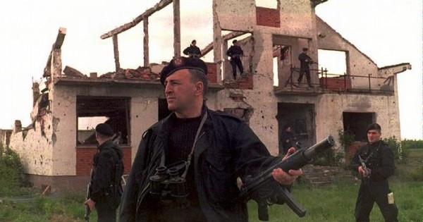 Srpska dobrovoljačka garda u ratovima u Hrvatskoj i Bosni i Hercegovini  1991–1992. | Antidot-New