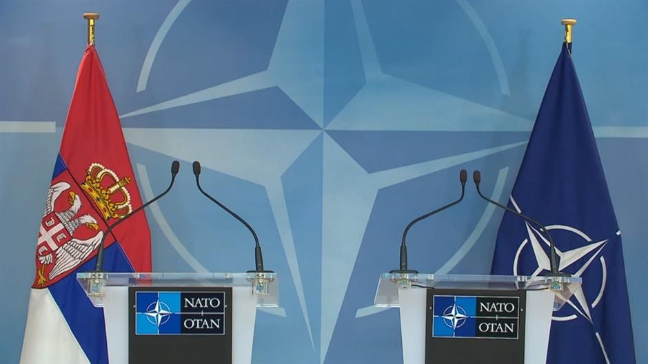SERBIAN TRUTH AND MISLEADS ON NATO